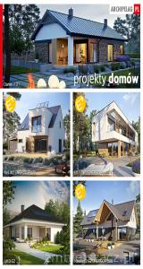 Projekt domu - Archipelag